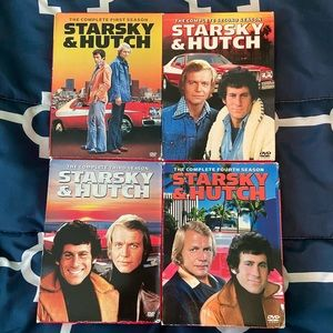 Starsky & Hutch Seasons 1-4